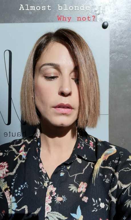Η Κατερίνα Παπουτσάκη μας δείχνει το νέο της look!