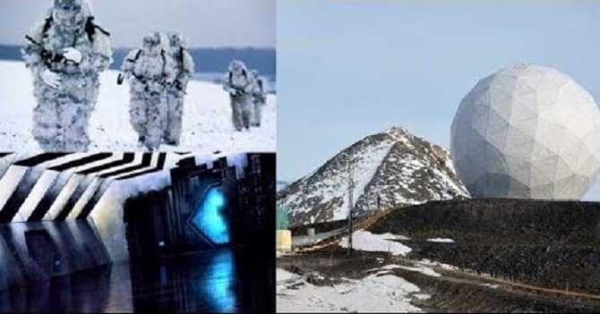 Τι κρύβει η «Περιοχή 122» στην Ανταρκτική και την φυλάει στρατός 24 ώρες το 24ωρο; (vid)