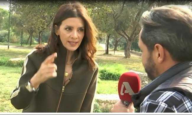 25a2d520b86 Η Κατερίνα Λέχου μιλά για τον γάμο της με τον Μάνο Στρατάκη, τη  συντροφικότητα και γιατί…