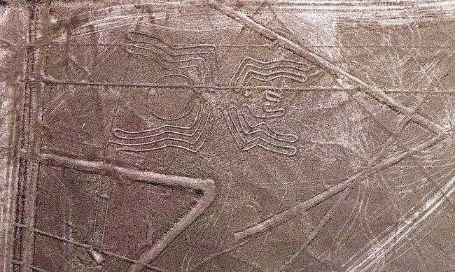 Λύθηκε το πανάρχαιο μυστήριο των γεωγλυφικών του Περού; (pics)