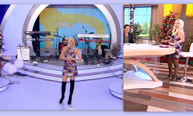 6a2e8ead9a8 Μενεγάκη – Καινούργιου: Με το ίδιο φόρεμα με διαφορά δύο ημερών ...