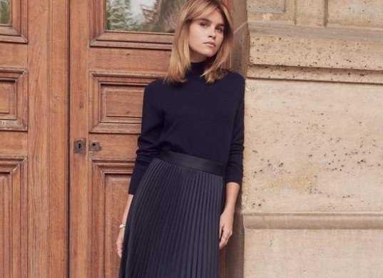 10 τρόποι να φορέσετε την πλισέ φούστα - tromaktiko e77263aef9d
