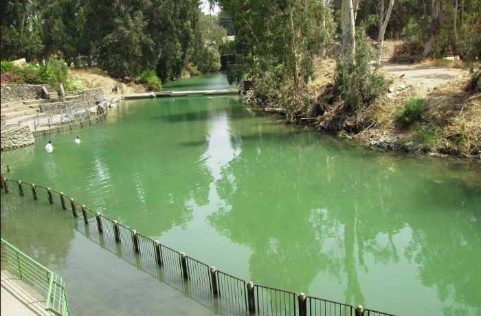 Συγκλονιστικό Θαύμα: Ο Ιορδάνης Ποταμός στρέφεται εις τα οπίσω κάθε χρόνο  παραμονή Θεοφανείων (vid) - tromaktiko