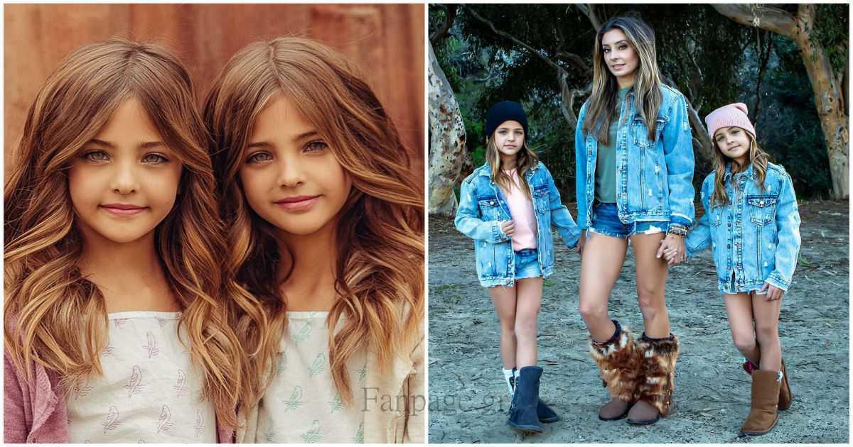 d8e69dc55dd Αυτές οι 7χρονες δίδυμες είναι τα ομορφότερα κορίτσια στον κόσμο (και  δικαίως) - tromaktiko