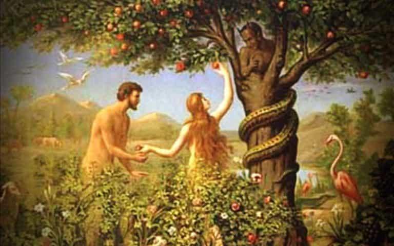 Ανέκδοτο: Η δημιουργία της γυναίκας - tromaktiko