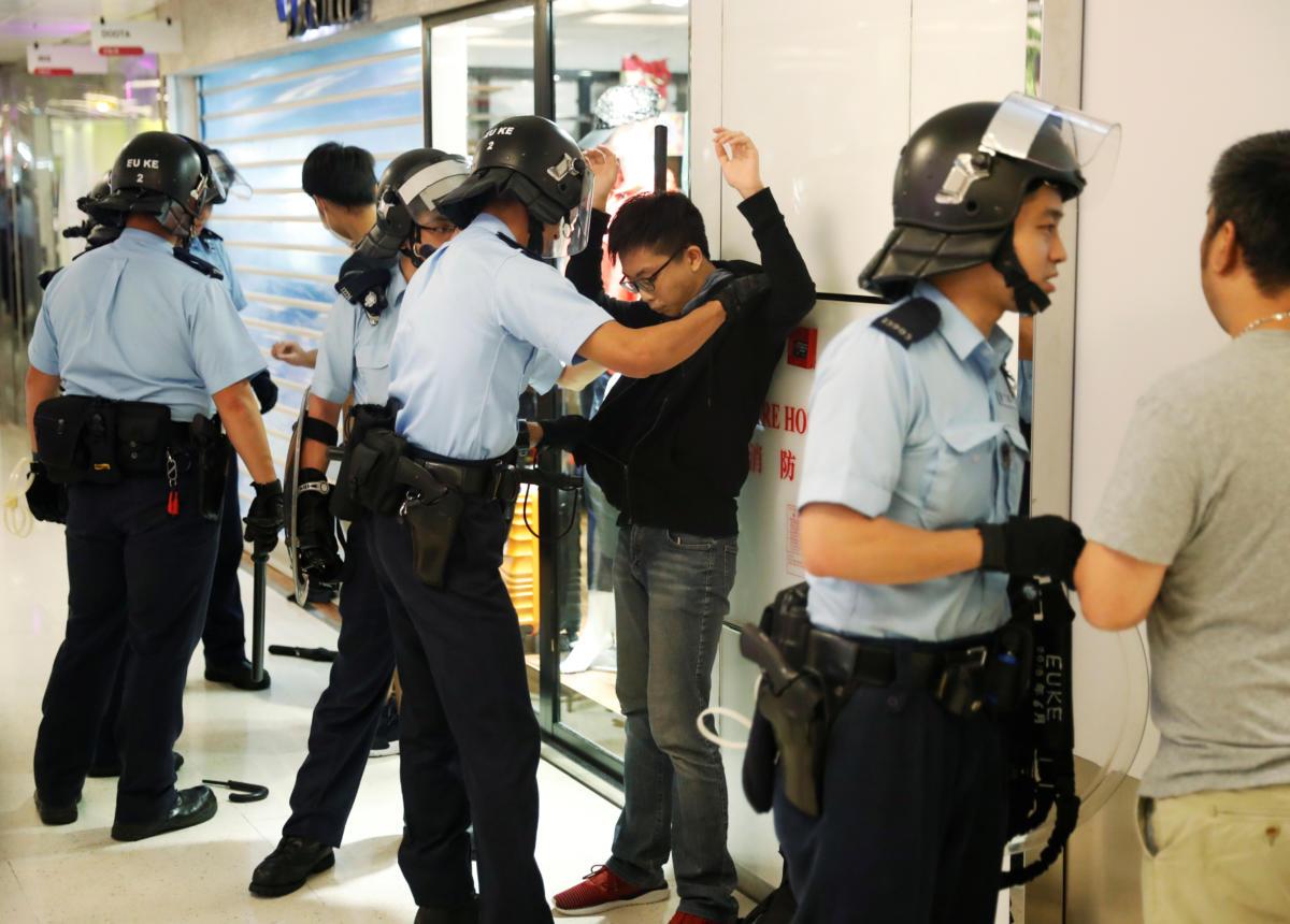 Χονγκ Κονγκ ΟΠΒΑ χρονολογίων Show