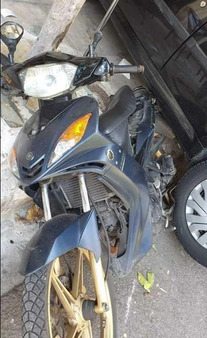 Νεαρή οδηγός καβάλησε τρεις μοτοσυκλέτες σε απίστευτο ατύχημα - Εικόνες 2