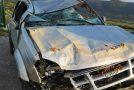 Άγγελος Αναστασιάδης: Σοκ - Η φωτογραφία του αμαξιού μετά το τροχαίο