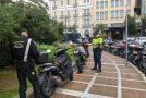 Τροχαία: Δεν άφησαν μηχανάκι για μηχανάκι στα πεζοδρόμια