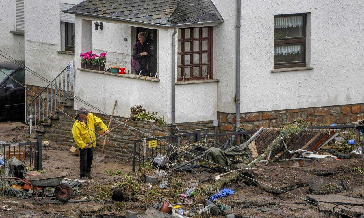 Εθνική τραγωδία στη Γερμανία: 103 οι νεκροί από τις πλημμύρες-Στους 1.300 οι αγνοούμενοι - Tromaktiko.gr